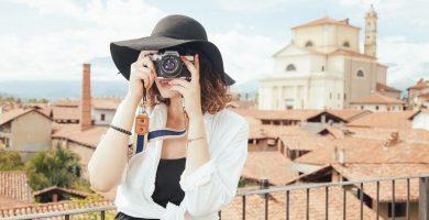 mejor camara fotos para viajar viajeros