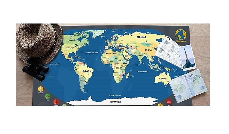 Los Mejores Mapas Para Viajar Del 2020